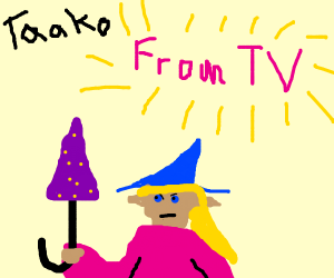 Taako from TV