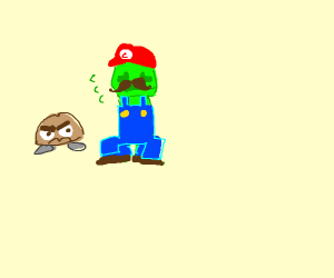 Mario Creeper