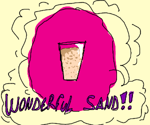 Cup of Sand