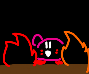 Welcome to Hell, Kirby!