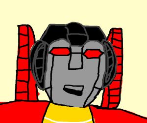 G1 Starscream (transformers)