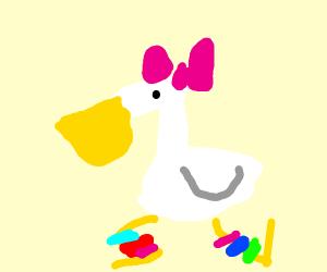 1980's Pelican