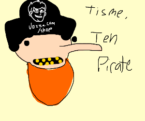 Teh pirate