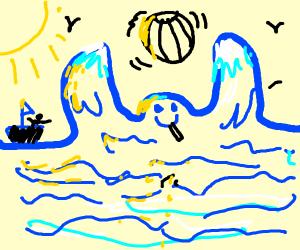 Childlike Ocean