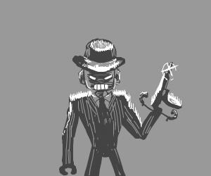 Italian Mobster Robot