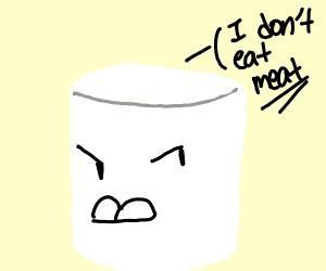 vegan marshmallow