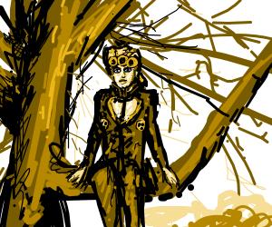 giorno in a tree