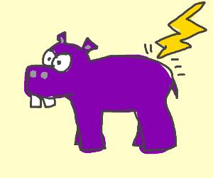 zappy hippo