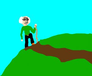 Grandfather Hiking