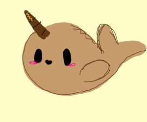 brown narwhal