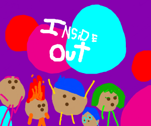 Inside Out: Coconut Edition
