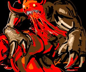 demon eats demon