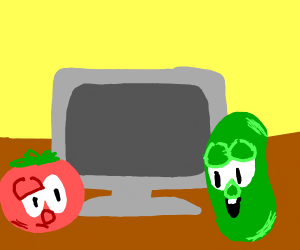 qwerty (veggietales)