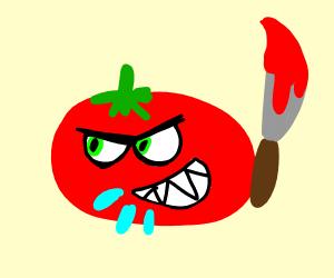 Psycho tomato