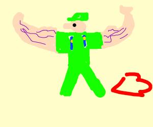 Swole Luigi <3