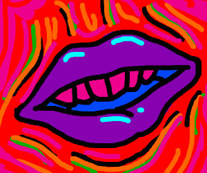 Trippy Mouth