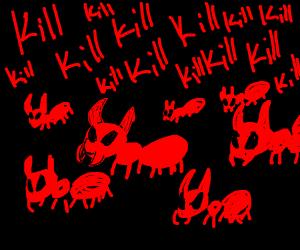 demon ants