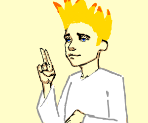 Our lord and Savior: Johnny Test