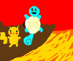 pokemon in hell