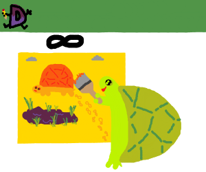 Still waiting for Drawception Turtle Mode