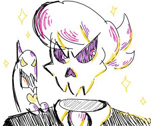 Lewis (Mystery Skulls!!!)