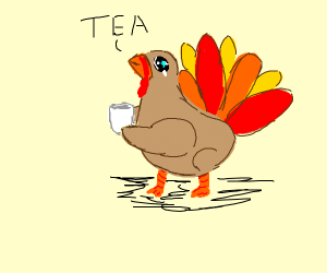 turkey wants T E A