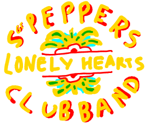 Logo for Sbt. Peppers Clubband