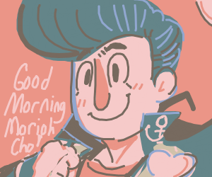 Josuke Higashikata (not the soft & wet guy)