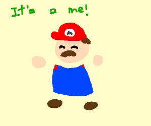 It's-a me!