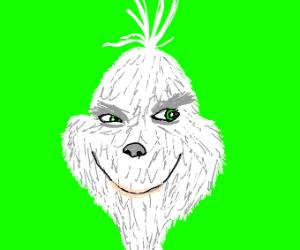 white grinch