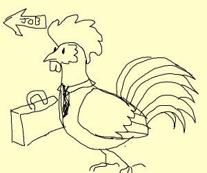 work rooster