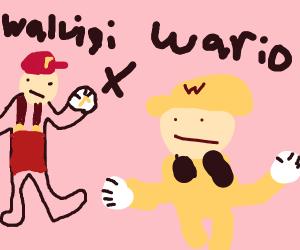 Wario X Waluigi