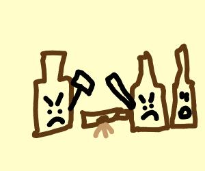 4 beer plot