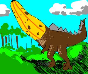 Banana Dinosaur