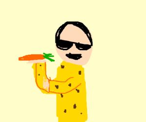 I haz a carrot