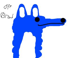 Fake fox
