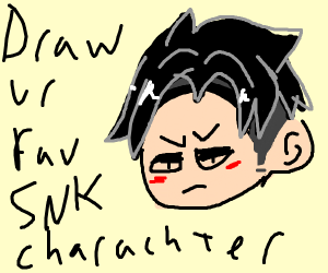 your favorite shingeki no kyojin character