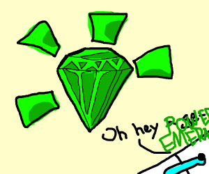 The Power Emerald