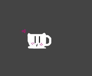 Kawaii Teacup