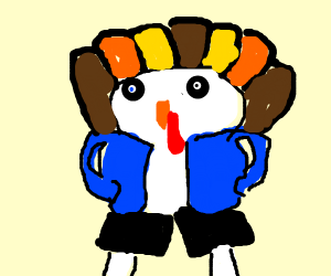 you're gonna have a gobble time.