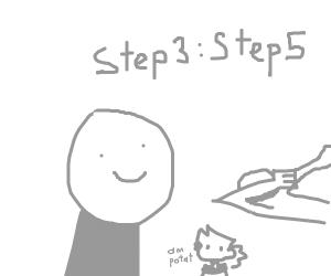 Step 1: Step 2