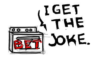 Betoven gets the joke
