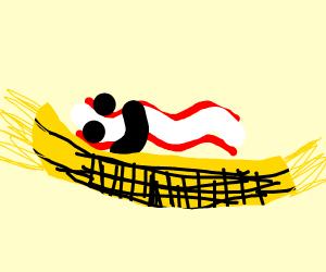 Bacon in a Hammock