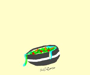 Slimy Salad