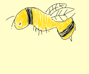 Wiggly Bee boi