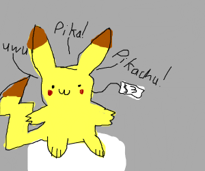now selling pikachu for only $3!!