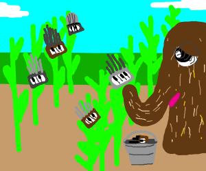Snuffleupagus organ harvesting