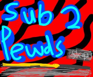 Pewds Advertisement