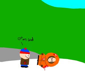 Oh god! They killed Kenny!
