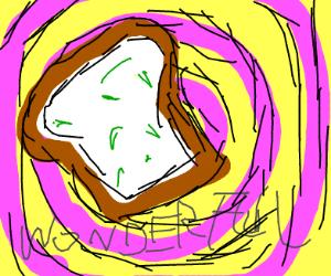 Wonder Bread is wonderful